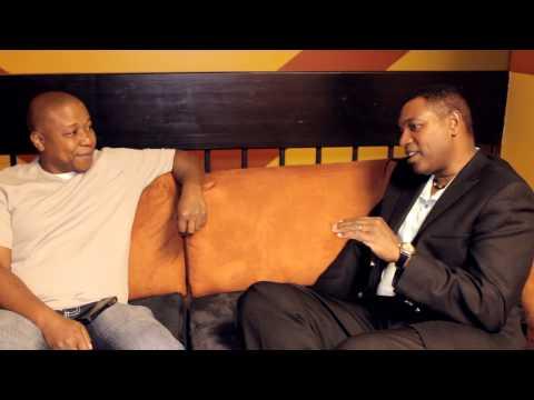#DJHustle of #HustleTelevision Interviews (Mykelti Williamson) @mykeltiwmson @jrjshow @tsobk