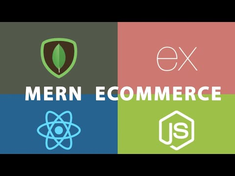 React & Node Tutorial - Full ECommerce in 5 Hours [2020]