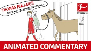 Bundesliga Animated Commentary - Powered by @Nick Murray Willis