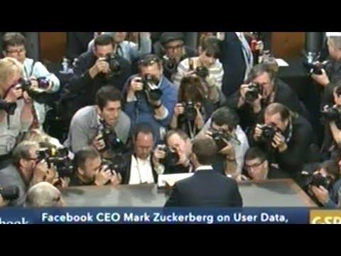 FULL HEARING Day 1 Mark Zuckerberg Testifies To Congress On Facebook User Data Collection!