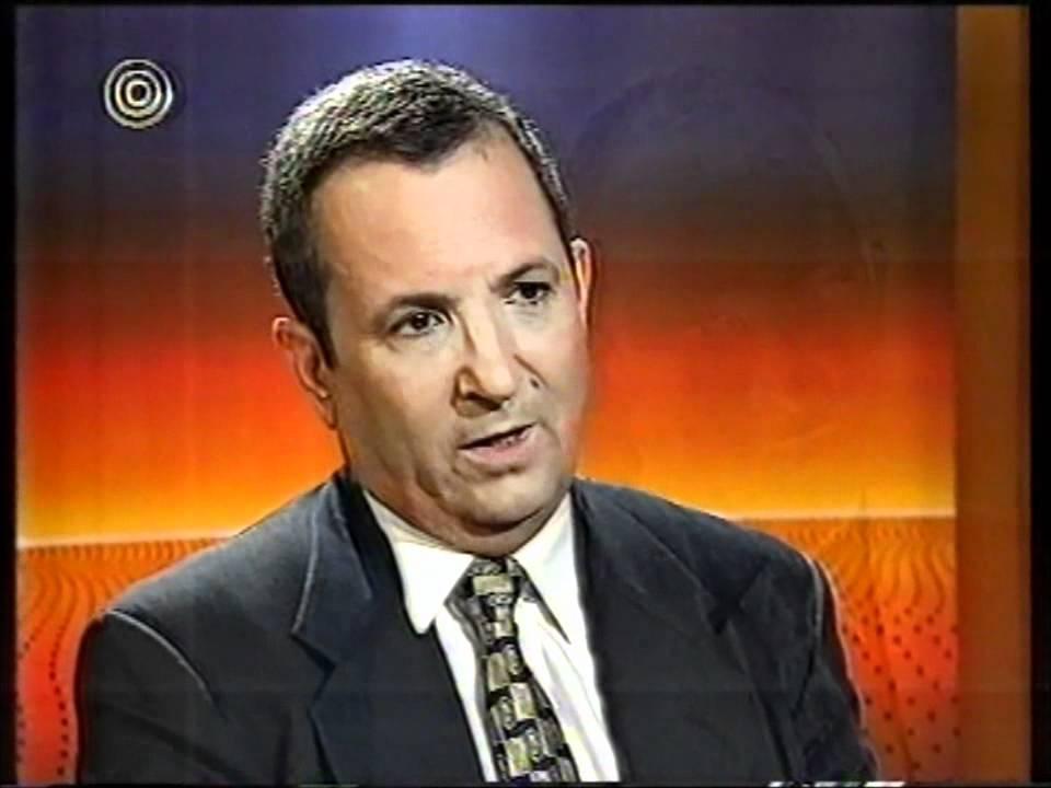 """מפלגת העבודה: אהוד ברק יו""""ר מפלגת העבודה 1997"""