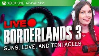 New Borderlands 3 DLC, just released! Set a reminder.