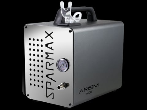 Product Review - Sparmax Arism Viz Air Compressor