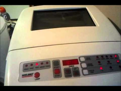 Spider Buys Welbilt Bread Machine Abm6000 Youtube