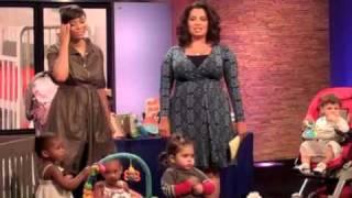 Avah's TV debut