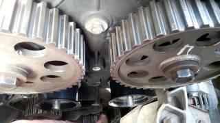 видео замена ремня грм ваз 2110 16 клапанов