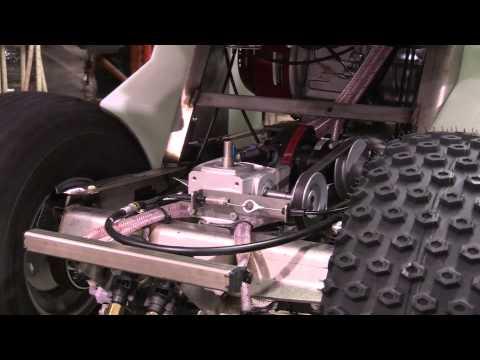 PermaGreen Triumph Spreader Sprayer - Operator Controls & Features