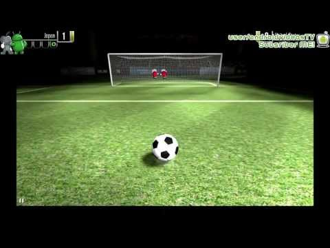 Android Soccer down 2014 Gameplay