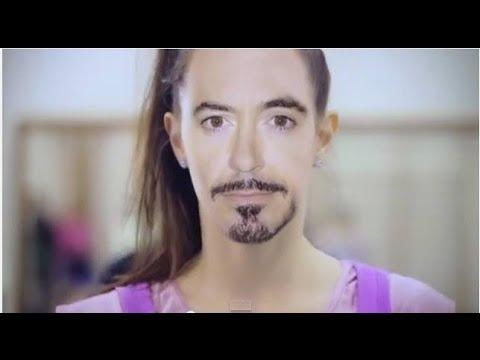 THE VAN HOUTENS - Robert Downey Jr ( OFFICIAL VIDEO )