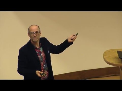 'Stuff Matters': An EPS Christmas Lecture with Prof Mark Miodownik