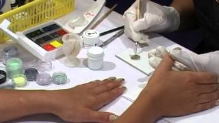 Обучение Шанской - Сухая акриловая пудра(, 2012-03-09T22:14:31.000Z)
