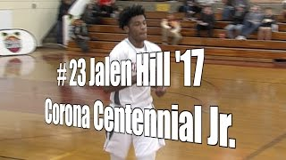 Jalen Hill '17, Centennial Junior at 2015 UA Holiday Classic