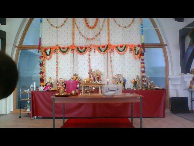 Sri Mahaveer Hanuman Abisheka pooja