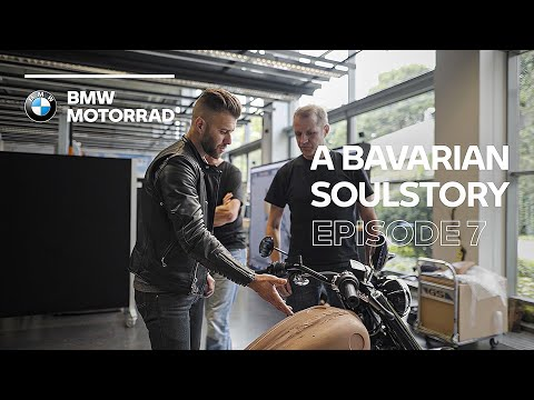 A Bavarian Soulstory - Episode 7: The design process of the R 18