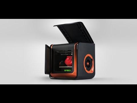 Introducing the Up Box 3D Printer!