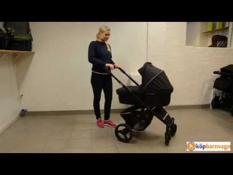 Brio Sing barnvagn Demo Köpbarnvagn test