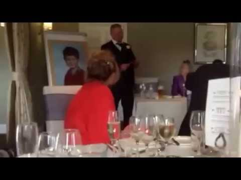 marks best man speech at george and clares wedding