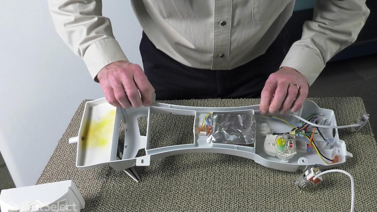 medium resolution of refrigerator repair replacing the thermostat frigidaire part frigidaire thermostat wiring diagram