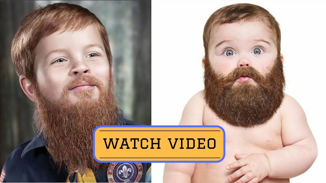 How To Grow Beard Faster In 1 Week Best Way To Grow A Beard With