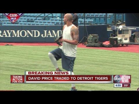 Rays trade David Price