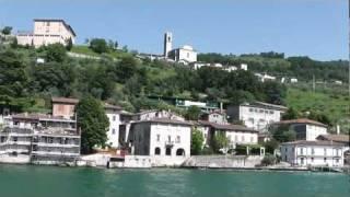 Giro delle isole sul Lago d'Iseo - 26-06-2011