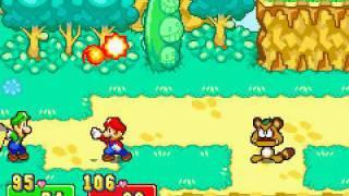 Mario & Luigi: Superstar Saga - 00 - Bros. Battle Moves