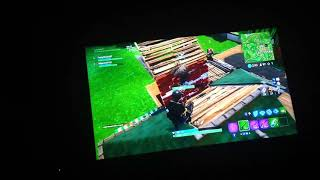 Funny teamate Fail in fortnite (must watch