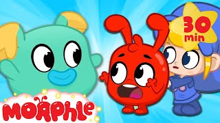 Morphle Has No Powers! - My Magic Pet Morphle | Cartoons For Kids | Morphle TV | Mila and Morphle