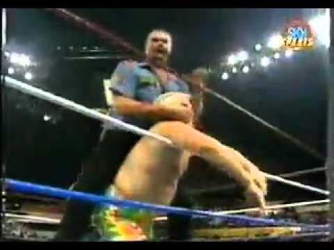 Big Bossman vs Lee Armstrong