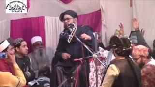 Allama Alhaj Syed Sibtain Haider Barkati (Mahraira Shareef) in Urs-e-Abul Waqar, 2016