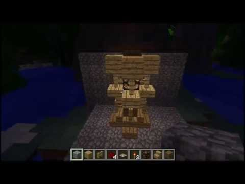 voulez vous faire un lampadaire minecraft 172 - Lampadaire Minecraft