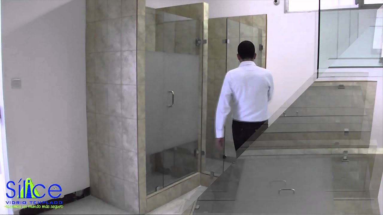 Cabinas De Baño En Quito:puerta ducha SILICE, vidrio templado 8mm, cristal templado 8mm