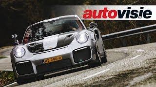 Stuurmanswegen Navarra in de Porsche 911 GT2 RS