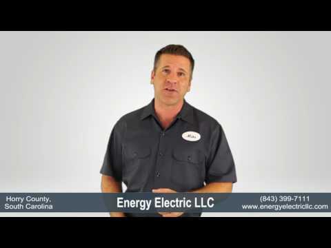 Electrician Myrtle Beach   Energy Electric LLC