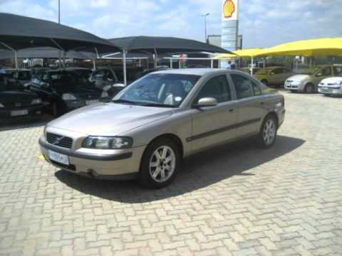 2004 volvo s60 2 0t auto for sale on auto trader south africa youtube. Black Bedroom Furniture Sets. Home Design Ideas