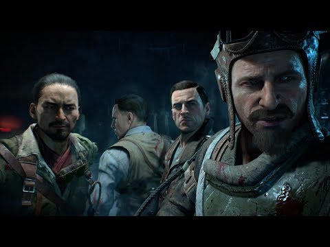 Official Call of Duty®: Black Ops 4 Zombies – Blood of the Dead