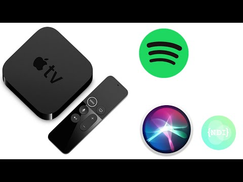 Spotify Sbarca Su Apple TV !