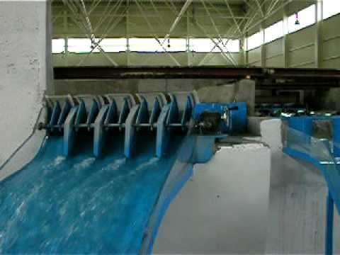 Physical Model Test : Korea, Soyanggang Dam