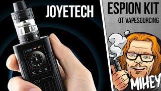 ESPION with ProCore X. Кит от Joyetech. 🎹👍🎷🎼💨💨💨