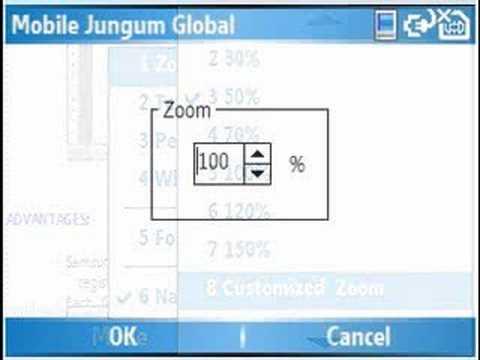 Samsung BlackJack SGH-i607 - Use Word Viewer