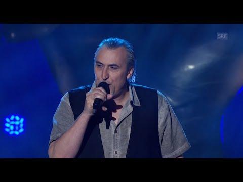 Robert Frick - Rain - Blind Audition - The Voice of Switzerland 2014 Mp3