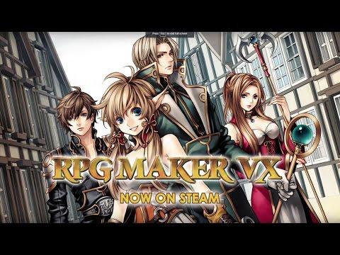 RPG Maker VX Trailer