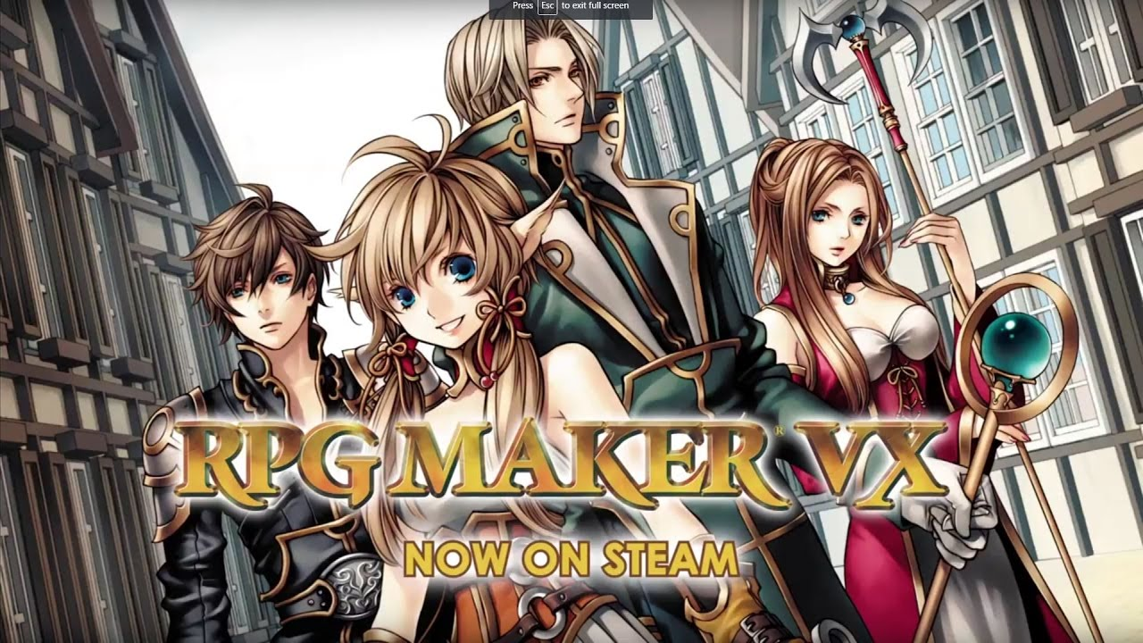 RPG Maker VX Ace – Gramez com | Buy PC & Xbox Games