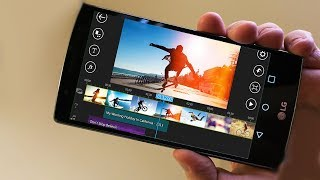 advanced video editor for android