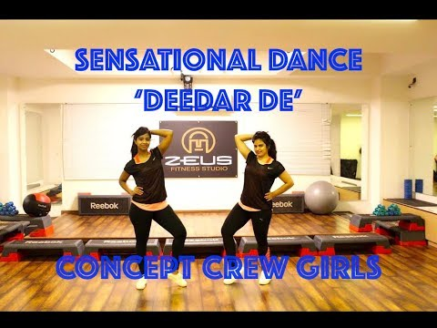 Deedar de | Bollywood Dance | Software Professionals| Team Concept Crew