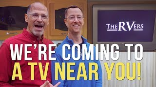 OUR NEW TV SHOW! 📺 + UPDATES! 😄 The RVers on PBS this Fall!