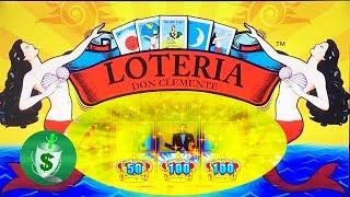 ++NEW Loteria Don Clemente, La Sirena, Lock-It Link-It slot machine