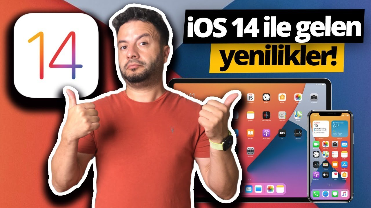 iOS 14 ile gelen efsane yenilikler (Tim Cook, böyle anlatmadı)