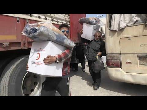 "Curdos sírios denunciam ""limpeza étnica"" na Síria"