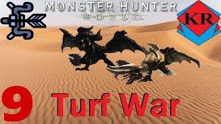 Monster Hunter: World Diablos Turf War